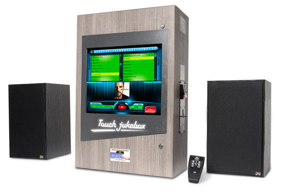 Jukebox Touch MP3
